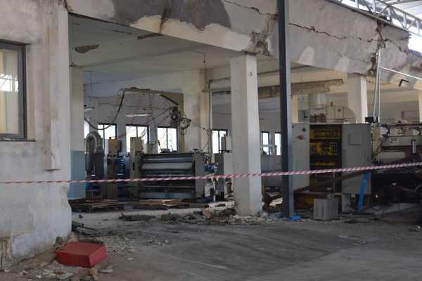 Chamber of Commerce Requests Temporary Tax Breaks for Businesses Damaged by Earthquake