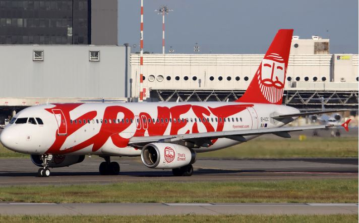 Ernest Airlines Flights to and from Albania Suspended