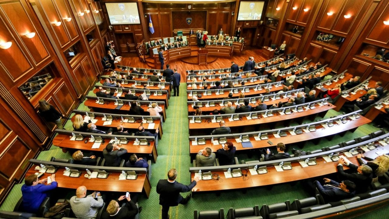Kosovo's New Parliament Elects Speaker amidst Uncertainties for Coalition Government