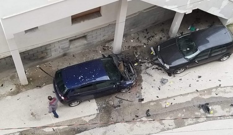 Prosecutor's Car Blown Up in Apparent Work-Related Attack