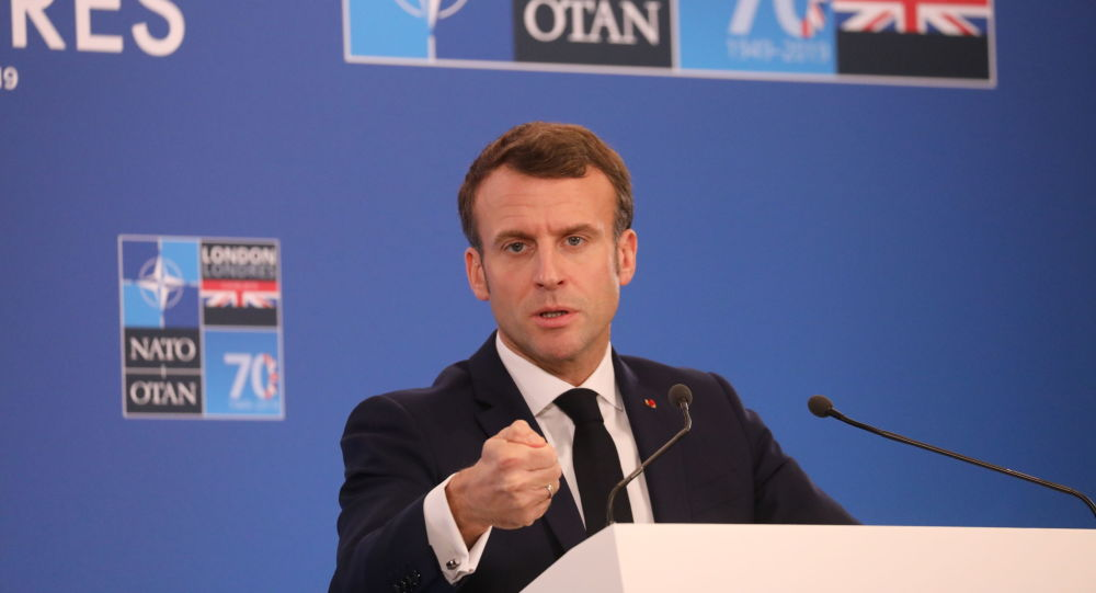 Macron Proposes International Albanian Solidarity Conference after Devastating Quake