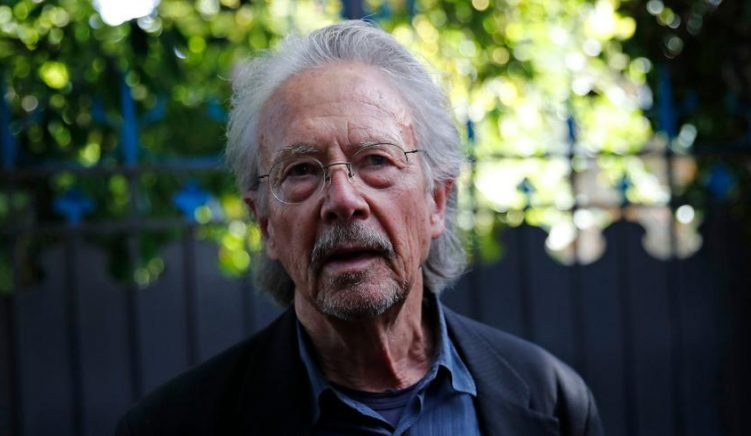 Writer Peter Handke Proclaimed Non Grata by Kosovo Also