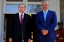 Albanian Prime Minister Staying at Turkish President's Summer Residence Ahead of Greece Forum