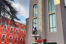 Albanian National Theater among 7 Most Endangered European Heritage Sites