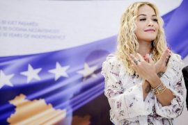 Rita Ora Covers Costs of Rebuilding a Family's Home after Deadly Quake