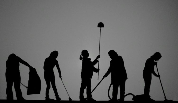 Albanian Men Need to Share the Burden of Unpaid Domestic Work