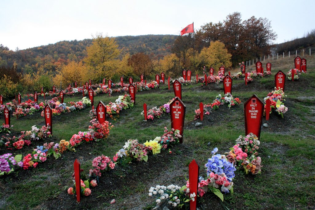 Kosovo Remembers 45 Killed in Reçak Massacre, 21 Years Later
