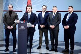 Albanian Parties in Serbia Join Forces for Elections with Albanian Government Support