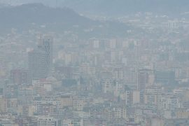 Tirana Got More Polluted over Last 12 Months, Numbeo Pollution Index Shows