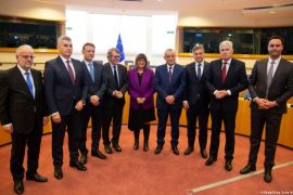 Western Balkan Countries Call for 'Concrete Results' in EU Enlargement