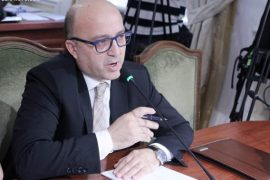 Parliament Elects Artur Metani High Justice Inspector