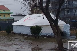 UN: Albanian Quake Victims in 'Urgent Need' for Winter Tents