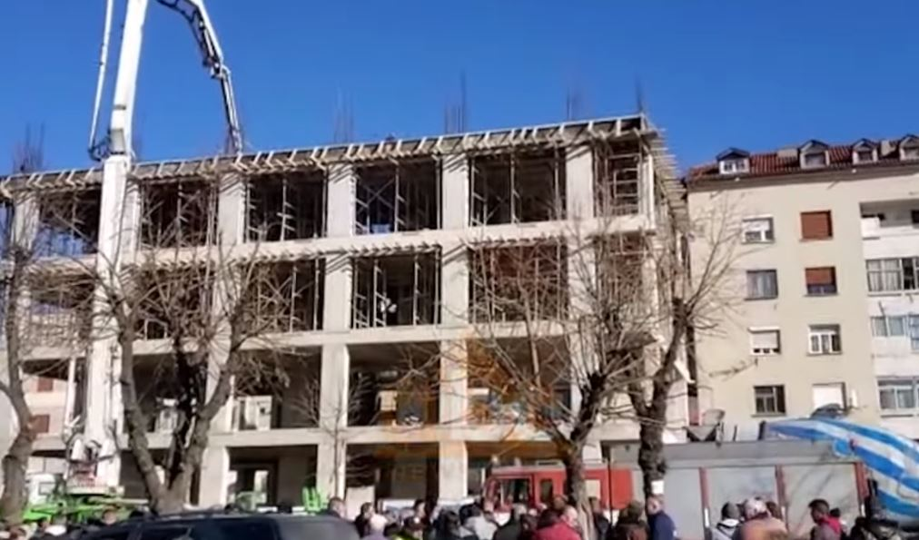 Two Arrested After Construction Site Deaths In Korce