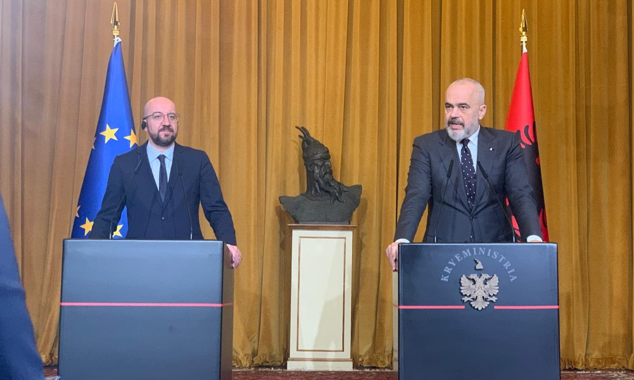 Michel-Rama: Future of Western Balkans Is in Europe, Despite Disagreement on Enlargement