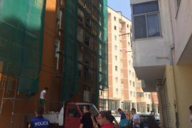 Construction Worker Dies in Tirana, Three in a Month
