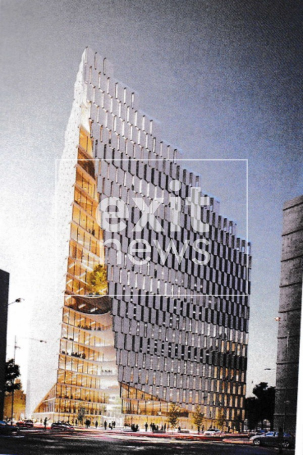 New High-Rise Tower Approved in Center of Tirana