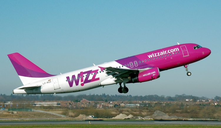 Whizz Air Launches 5 New Low-Cost Connections from Tirana to Italy