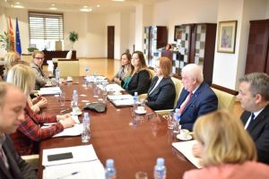 Albanian Minister Visits North Macedonia to Discuss Economic Cooperation