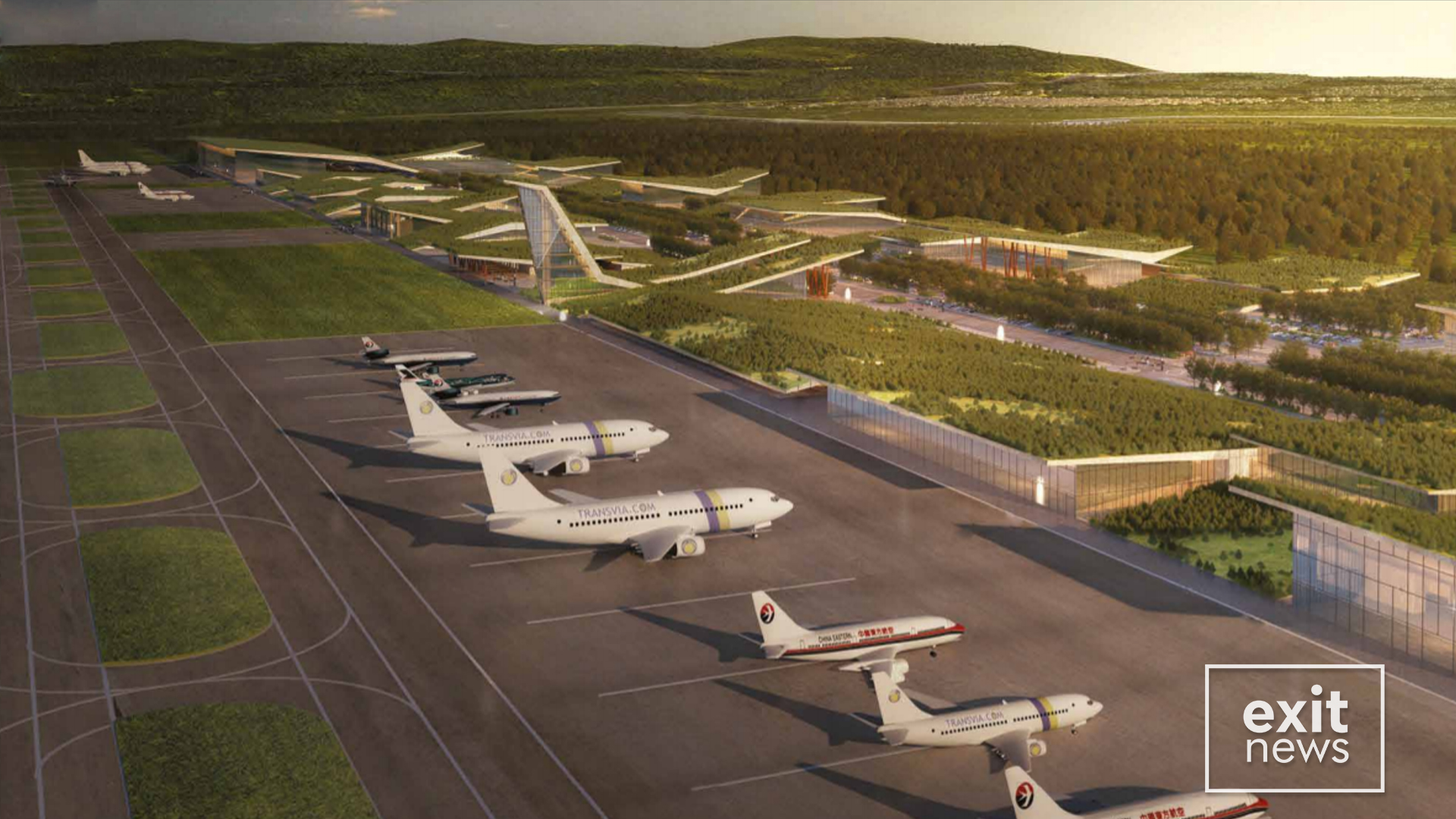 EBRD to Finance Construction of Vlora Airport