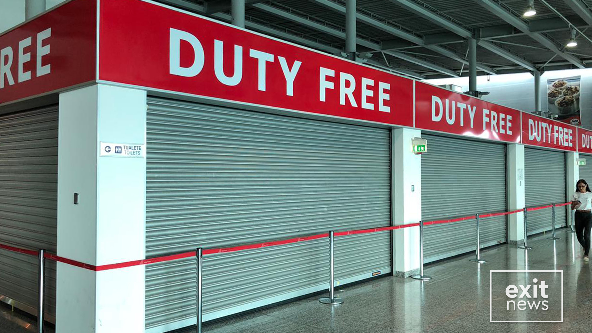 Airport Duty Free Space Conflict Shows Challenges Faced by Foreign Investors