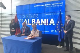 Post-Earthquake Reconstruction Aid to Albania: A Summary
