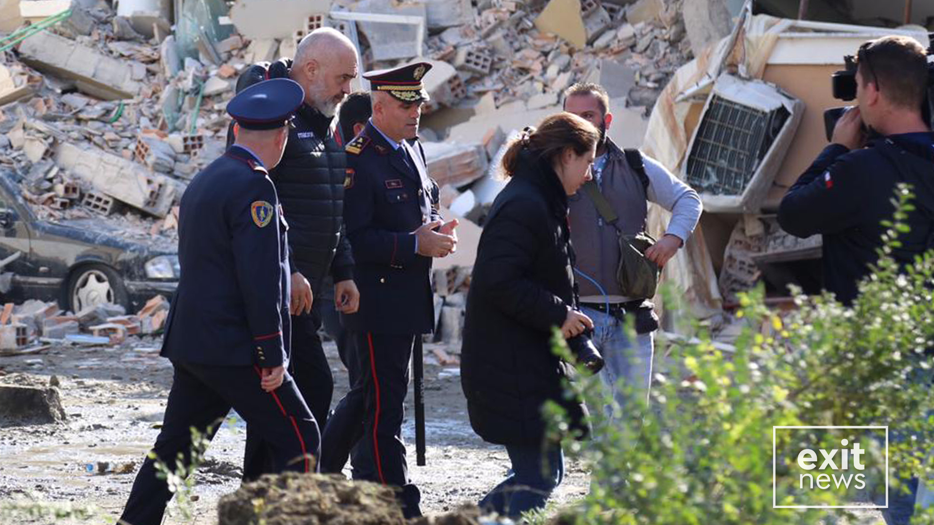 Government to Rebuild 25 Areas Damaged by Albanian Earthquake