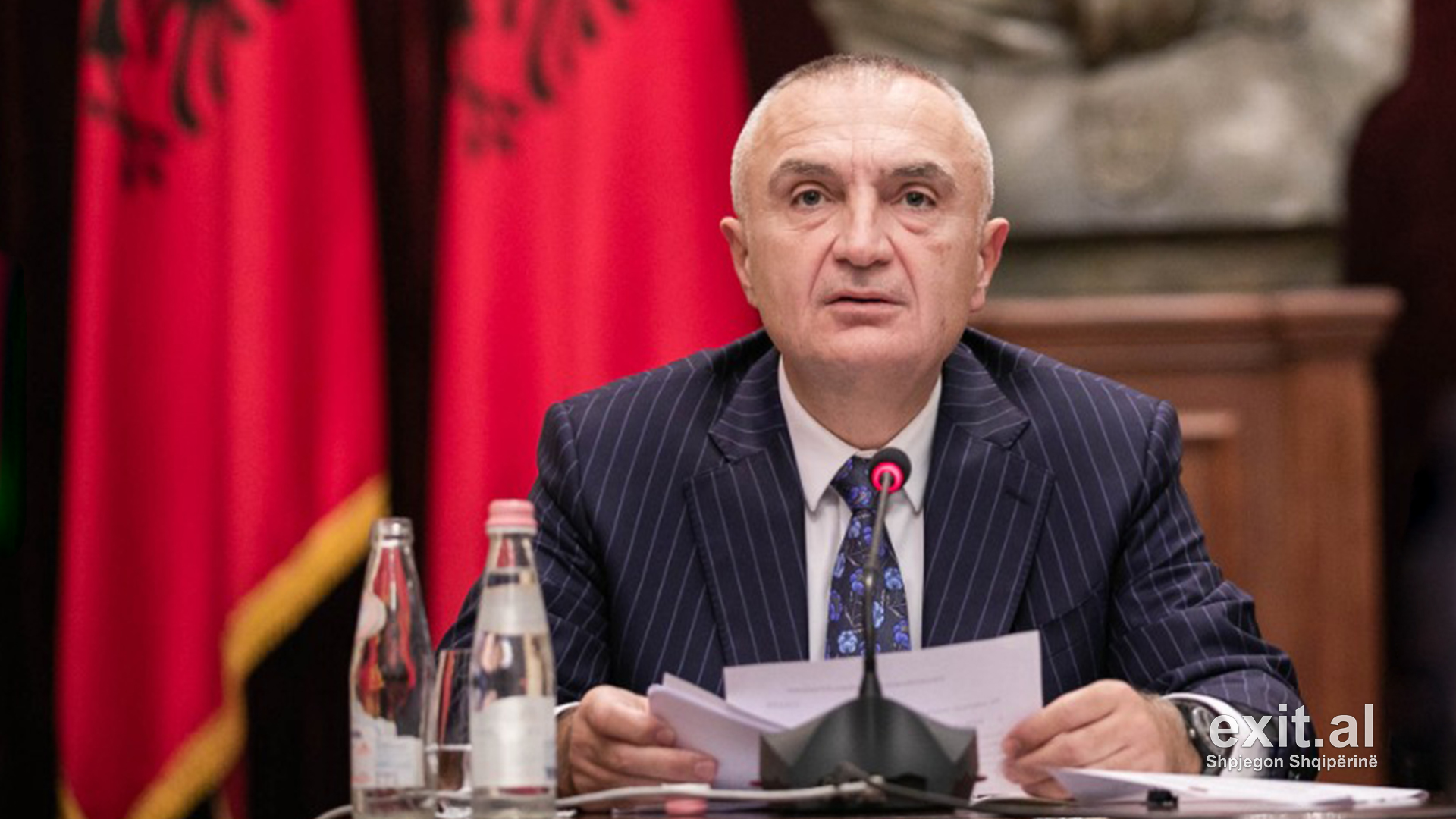 Albanian President Demands End of High Court Judge Dvorani's Mandate