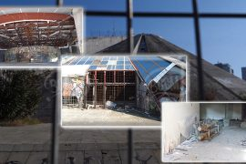 Pyramid of Tirana Remains in Dilapidated State Despite Mayor's Promises