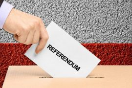 Activists and Citizens Propose Electoral System Referendum