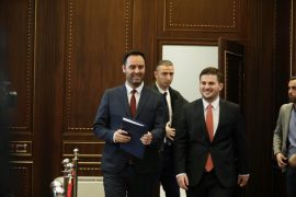 Foreign Ministers of Kosovo, Albania Pledge Support for Albanian Parties in Southern Serbia Ahead of Elections