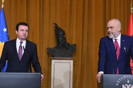 Rama and Kurti Discuss Balkan Mini-Schengen and Strengthening Cooperation