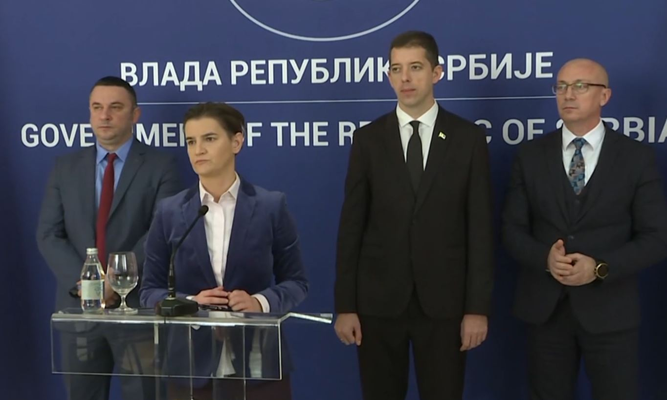 'Serb List' Party Won't Support New Kosovo Government