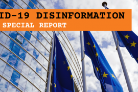 EC Report Finds Western Balkans Targeted by Coronavirus Disinformation Campaigns