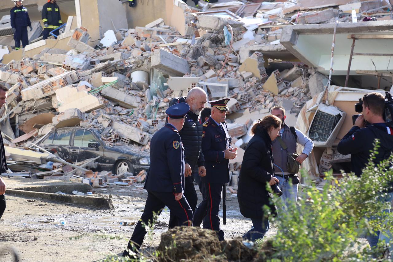 Government Re-Opens €76 Million Tender for Earthquake Reconstruction