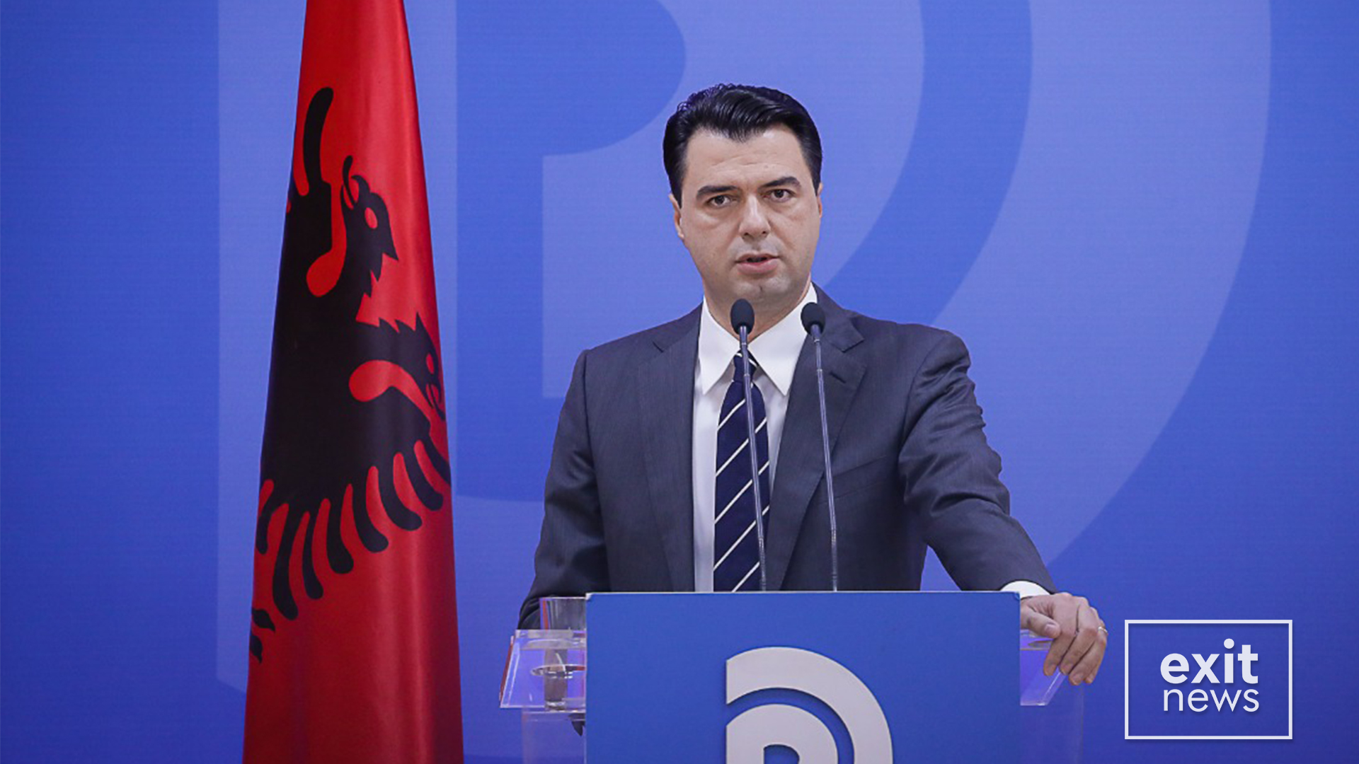 Appeals Court Clears PD Leader Basha of Failing to Report Party Financial Statements - Exit - Explaining Albania