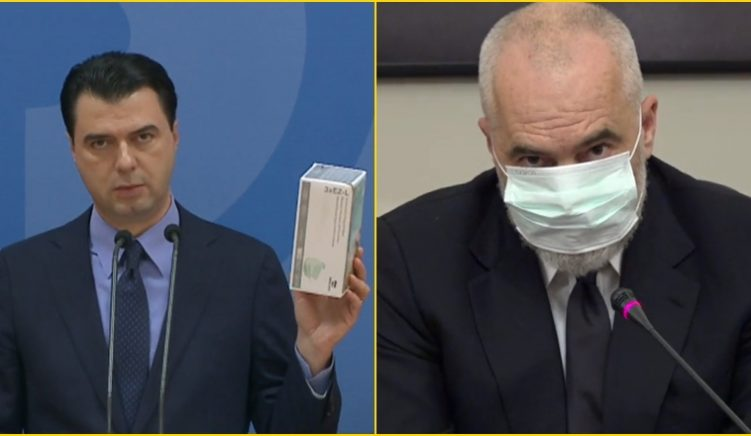 Opposition Files Criminal Report against Minister of Health over Expired Face Mask Supply