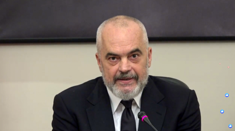 Albanian Prime Minister Edi Rama Called Out by Reporters Without Borders for Latest Attack on Journalists - Exit - Explaining Albania
