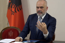 Albanian Prime Minister Criticizes the EU over Distribution of COVID-19 Vaccines