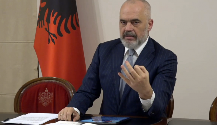 Albanian PM Claims Video of Algerian Police Beating Protesters Is Spanish Government's Response to Coronavirus