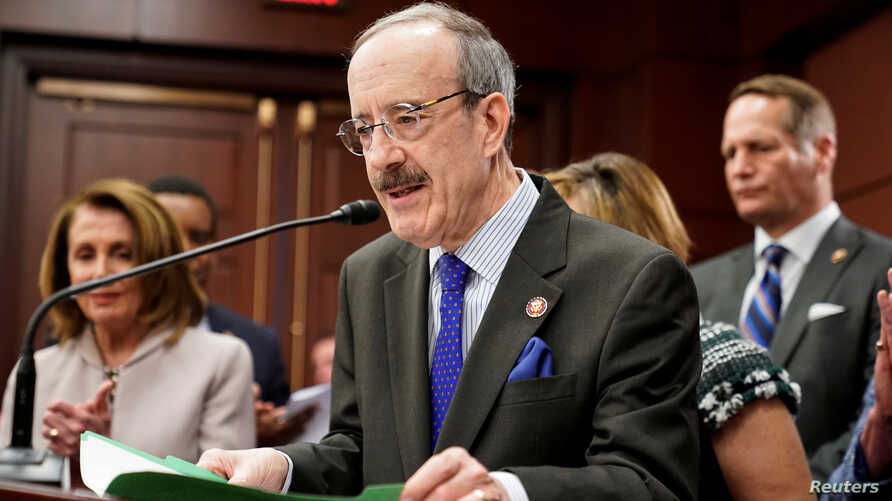 Congressman Eliot Engel Slams U.S. Policy in Kosovo: Act of a Bully