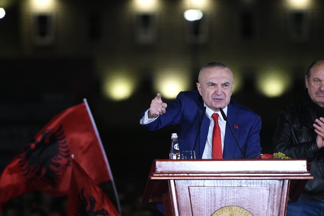 President Meta Warns European Commission of Erosion of Democracy and Rule of Law in Albania
