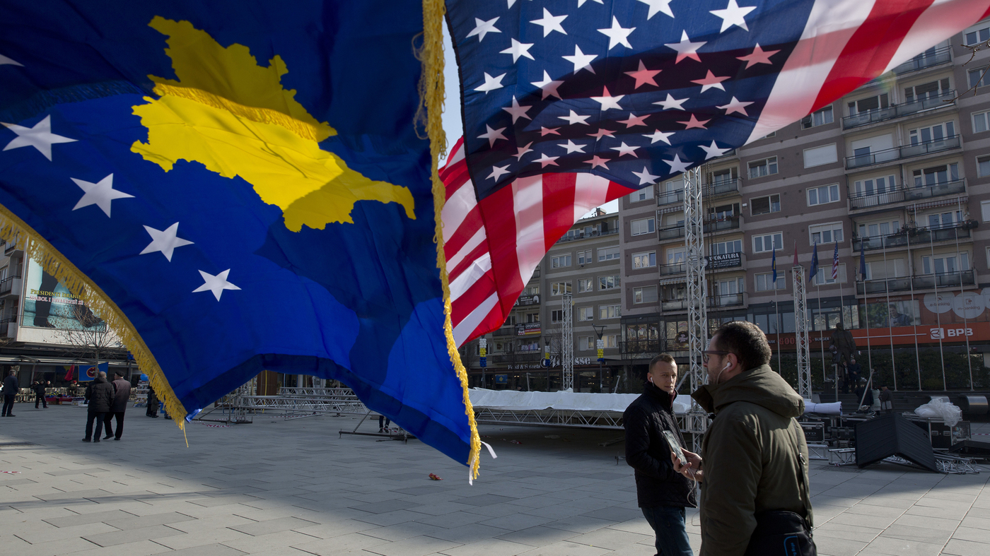 Kosovo US Envoy and EP Rapporteur Trade Barbs on Twitter