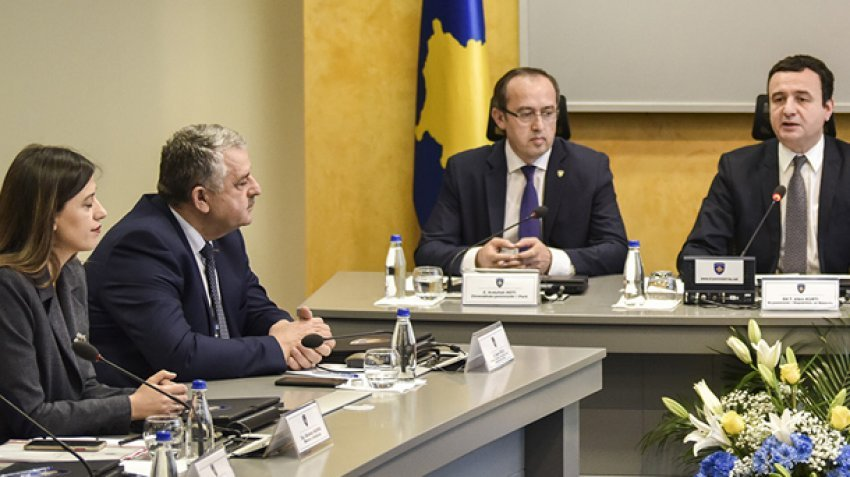 Kosovo PM Fires Deputy Who Supported No-Confidence Motion against Government