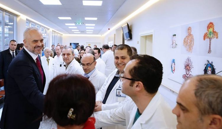 Doctors and Nurses Are Leaving Albania in High Numbers, Writes German Newspaper FAZ
