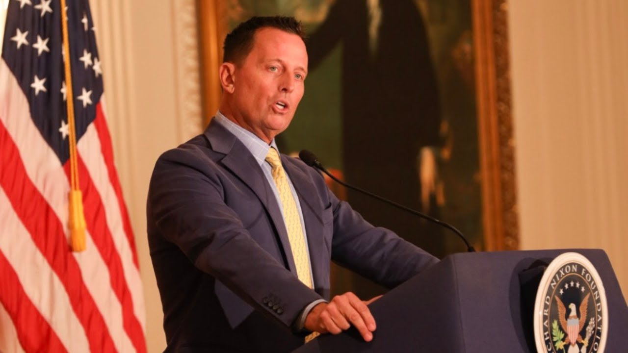 Richard Grenell: US to Facilitate Kosovo-Serbia Talks on Economy First, EU on Political Issues Later