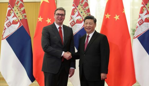 Serbia Receives 1 Million Doses of China's Sinopharm Vaccine, First in Europe