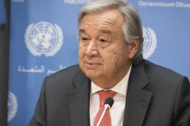 """UN Chief: Measures Needed to Tackle """"Horrifying Global Surge in Domestic Violence"""""""