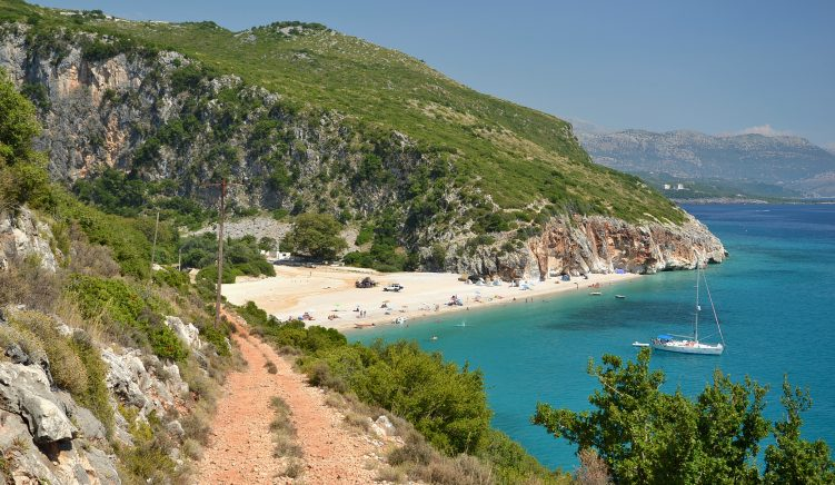 Visiting Albanian Beaches Banned Until Further Notice