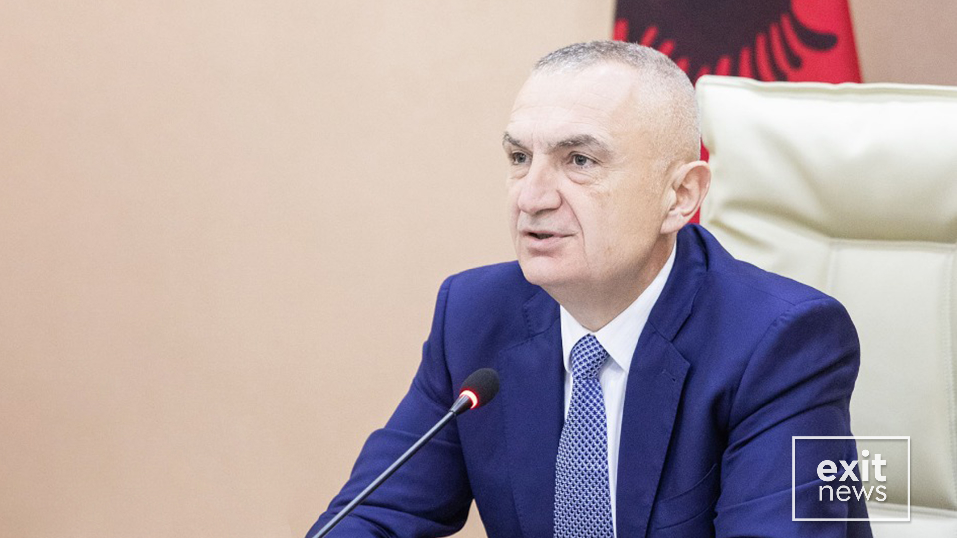 Albanian President Calls for Tangible Plan of Economic Recovery from Coronavirus