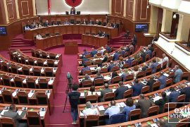 Albanian Parliament Passes Criminal Code Changes against Lockdown Violators